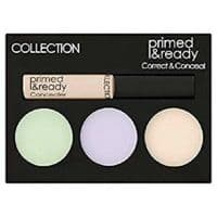 24 x Collection Primed and Ready Concealer Kits | RRP £60 | 2 Types -12 of each